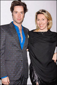Rufus Wainwright and Martha Wainwright