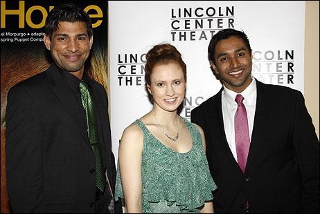 Ian Lassiter, Hannah Sloat and Bhavesh Patel