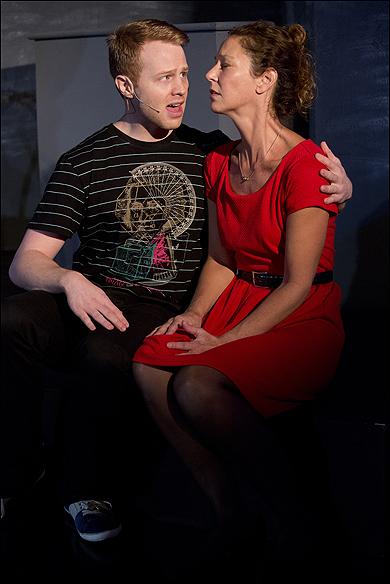 Logan Hart and Juliet Lambert Pratt