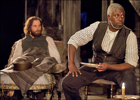 Jay Wilkison and Andre Braugher