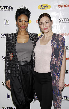 Michelle Williams and Terra C. MacLeod
