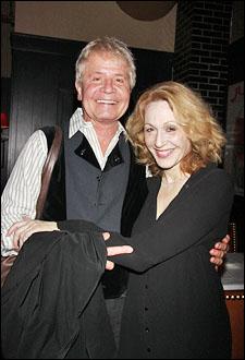 Roy Harris and Jan Maxwell