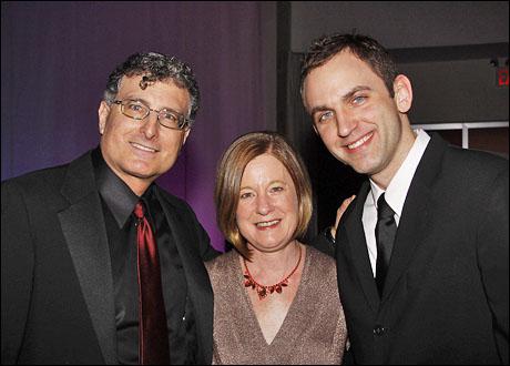 Bruce Cohen, Julie Crosby and Jeremy Shaffer