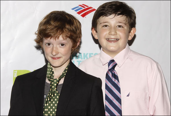 Noah Radcliffe and Jack Broderick