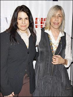 Tina Cesa Ward and Susan Miller