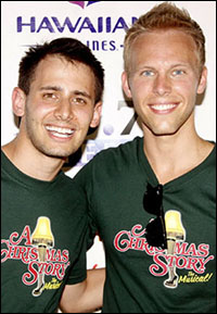 Benj Pasek and Justin Paul