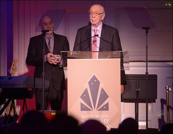 Claude-Michel Schönberg, Alain Boublil and Herbert Kretzmer