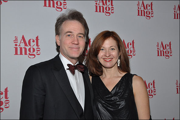 Boyd Gaines and Kathleen McNenny