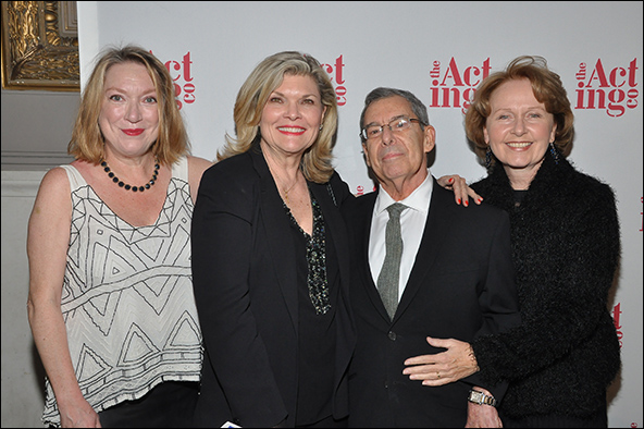 Kristine Nielsen, Debra Monk, Nicky Martin and Kate Burton