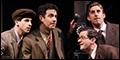 Tony Shalhoub, Andrea Martin and Santino Fontana Star in Moss Hart Theatrical Memoir Act One on Broa