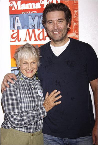 Estelle Parsons and Craig Bierko
