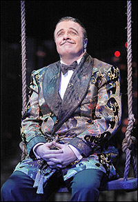 <I>The Addams Family</I> star Nathan Lane