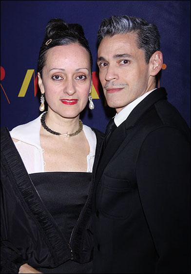 Isabel Toledo and Ruben Toledo