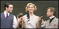 Anything Goes, Starring Sutton Foster and Joel Grey, on Broadway