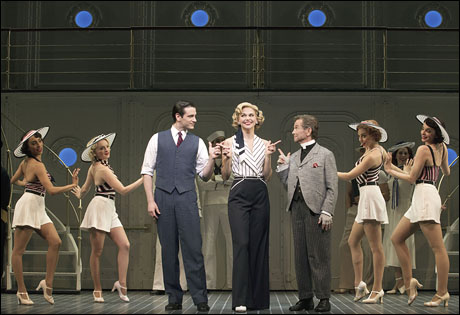 Shina Ann Morris, Joyce Chittick, Colin Donnell, Sutton Foster, Joel Grey, Kimberly Faur&eacute and Jennifer Savelli