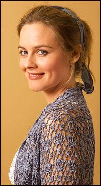 Alicia Silverstone in CBS's