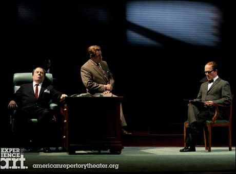 Michael McKean, Richard Poe and Dan Butler