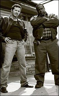John Leguizamo and Cedric the Entertainer