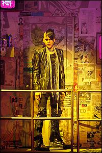 <I>American Idiot</I> star Tony Vincent
