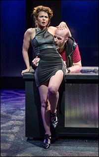 Anna Stromberg and Mark Roberts