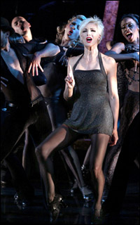 Amra-Faye Wright in <I>Chicago</I>.