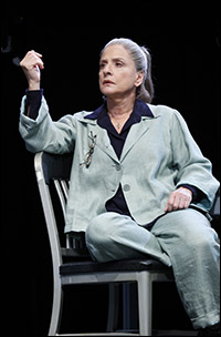 Patti LuPone  in <i>The Anarchist</i>.