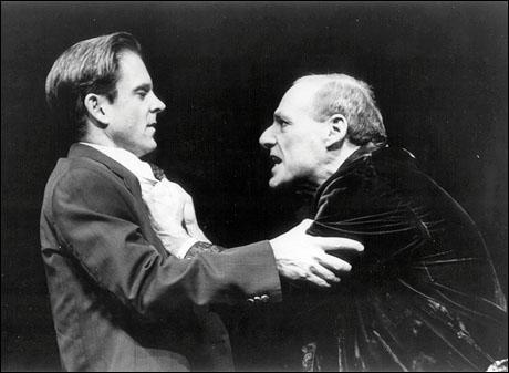 David Marshall Grant and Ron Leibman