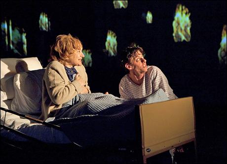 Robin Bartlett and Christian Borle