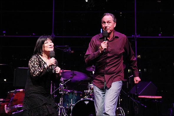 Ann Harada and Kevin Pariseau