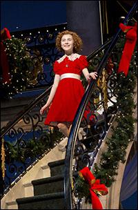 <i>Annie</i> star Lilla Crawford