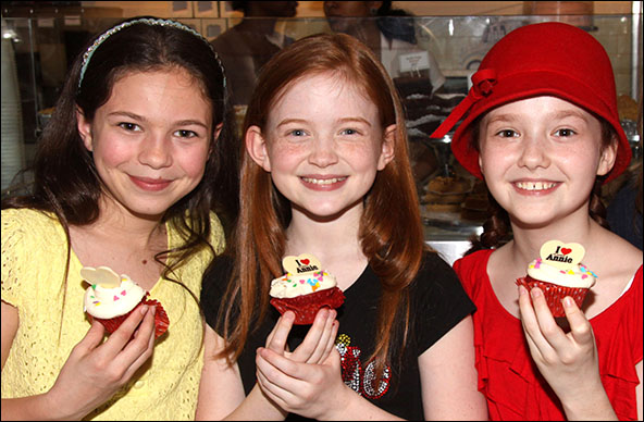 Madi Rae DiPietro, Sadie Sink and Taylor Richardson
