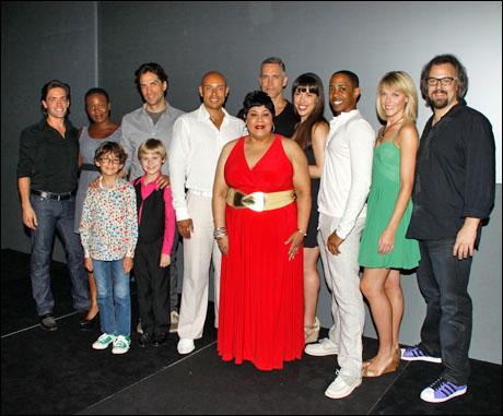 Priscilla cast members