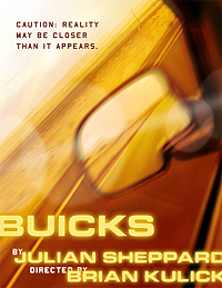 Promotional art for <I>Buicks.</I>
