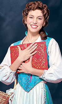 Christy Carlson Romano on broadway