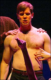 Peter Krause in <I>After the Fall</I>