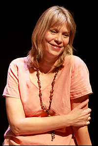 Amy Morton in <i>August: Osage County.</i>