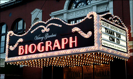 Marquee Value Victory Gardens 39 New Biograph Theatre Marquee