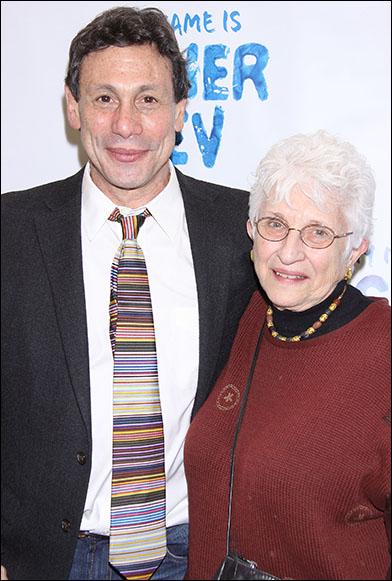 Gordon Edelstein and Adena Potok