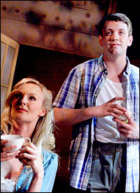 Katherine Kingsley and Michael Arden