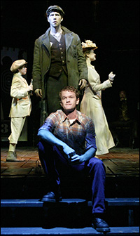 James Barbour and Neil Patrick Harris in <i>Assassins</i> in 2004.