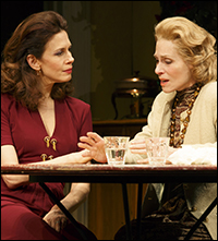 Jessica Hecht and Judith Light