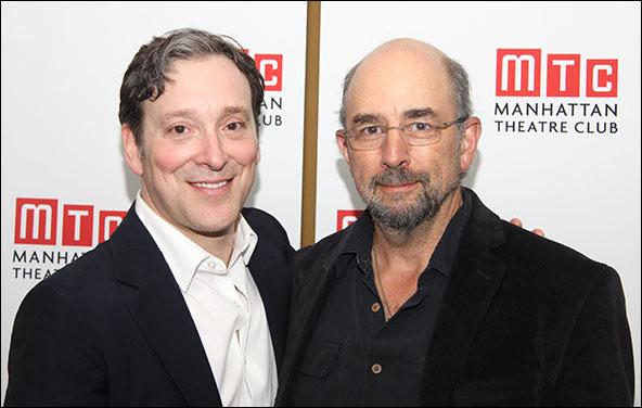 Jeremy Shamos and Richard Schiff