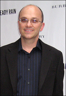 Playwright Keith Huff