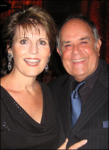 Lucie Arnaz and Laurence Luckinbill