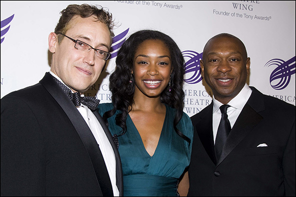 Patrick R. Brown, Chantel Riley, Alton Fitzgerald White