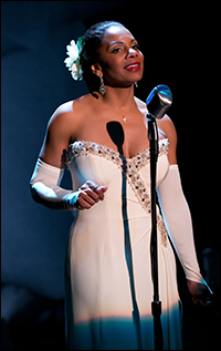 Audra McDonald in <i>Lady Day at Emerson&rsquo;s Bar and Grill</i>