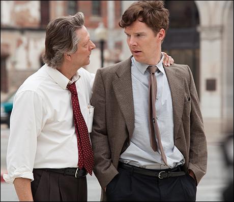 Chris Cooper and Benedict Cumberbatch
