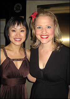 Minglie Chen and Anika Larsen
