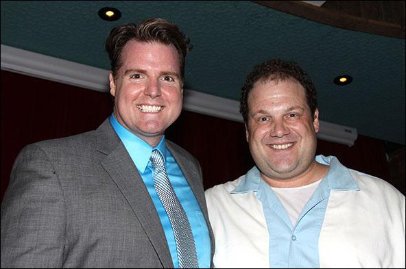 Nicholas Kohn and Jordan Gelber