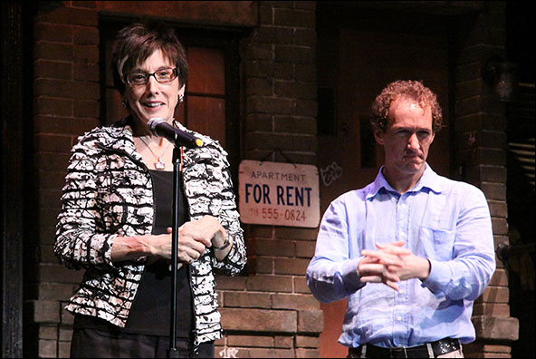 Robyn Goodman and Jeffrey Seller